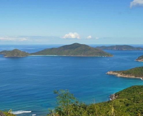 vacanze in barca a vela caraibi isole vergini