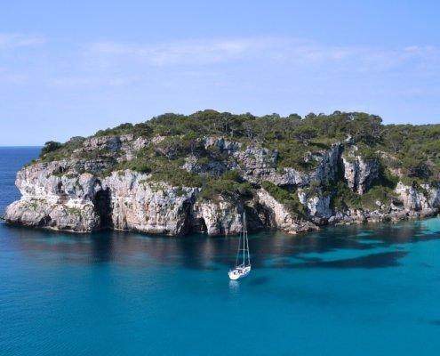 vacanze in barca a vela baleari mare a formentera