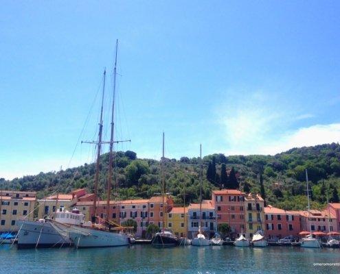 week end in barca a vela liguria
