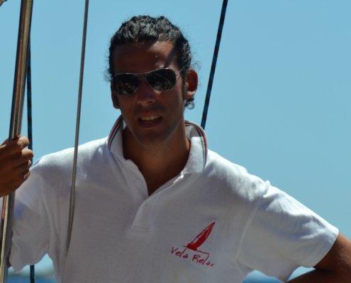 vacanze in barca a vela con skipper lorenzo sala