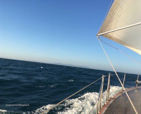 traversata atlantica a vela stretto di gibilterra