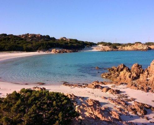 vacanze in barca a vela con skipper in Sardegna del nord budelli