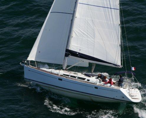 barche a noleggio senza skipper sun odyssey 45 navigazione