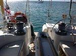 vacanze in barca a vela con skipper carlo lai pozzetto