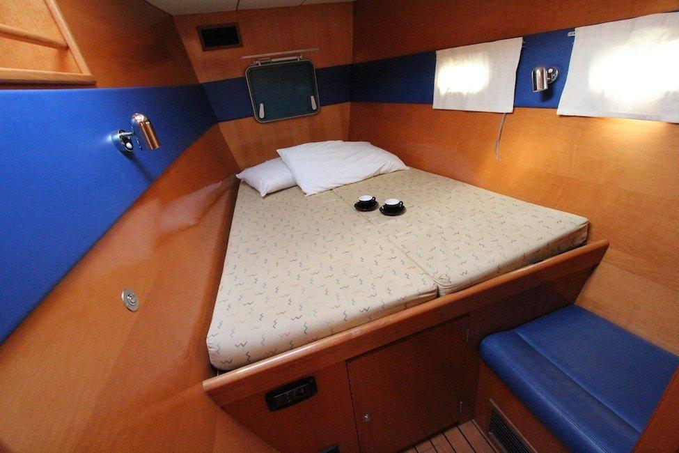 vacanze in catamarano cabine matrimoniali