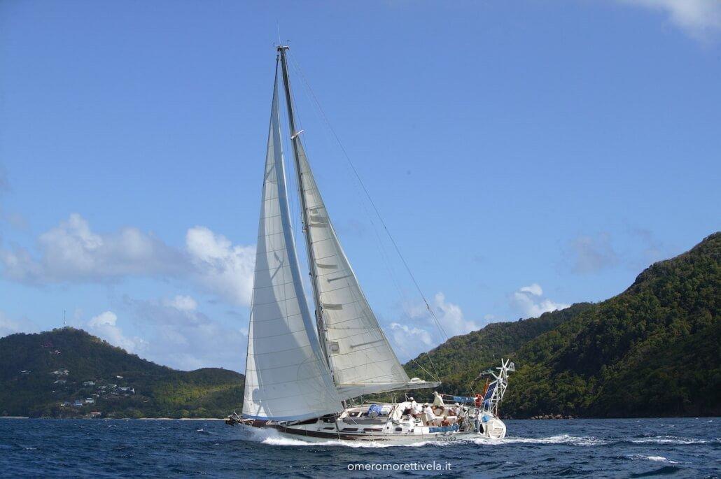 vacanze in barca a vela Freya a Bequia