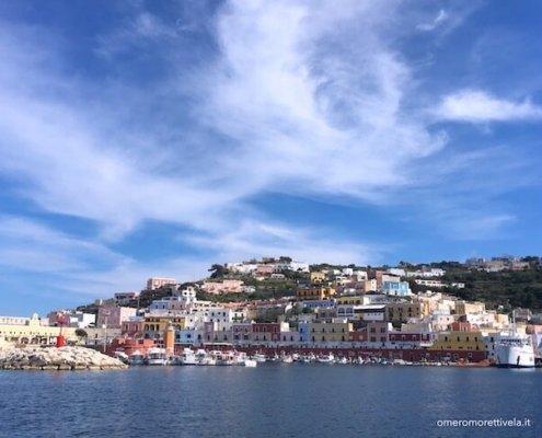 vacanze in barca a vela ponza porto