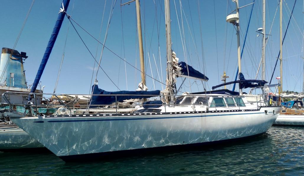 Rimini ketch barca a vela